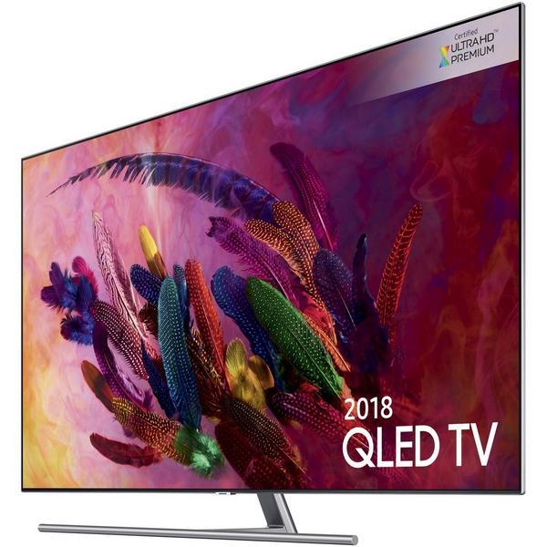"""Samsung QE65Q7FNATXXU 65"""" QLED HDR1500 4K Ultra Rated HD Premium Certified TV Plus - Freesat"""
