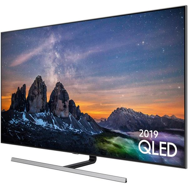 "Samsung QE65Q80RATXXU 65"" QLED 4K - HDR 1500 - SMART TV - B Rated"