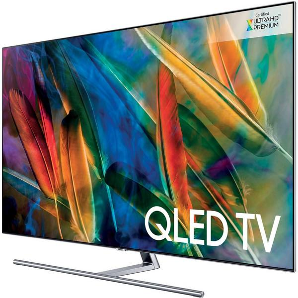 "Samsung QE65Q8FNATXXU 65"" QLED HDR1500 4K Ultra Rated HD Premium Certified TV Plus - Freesat"