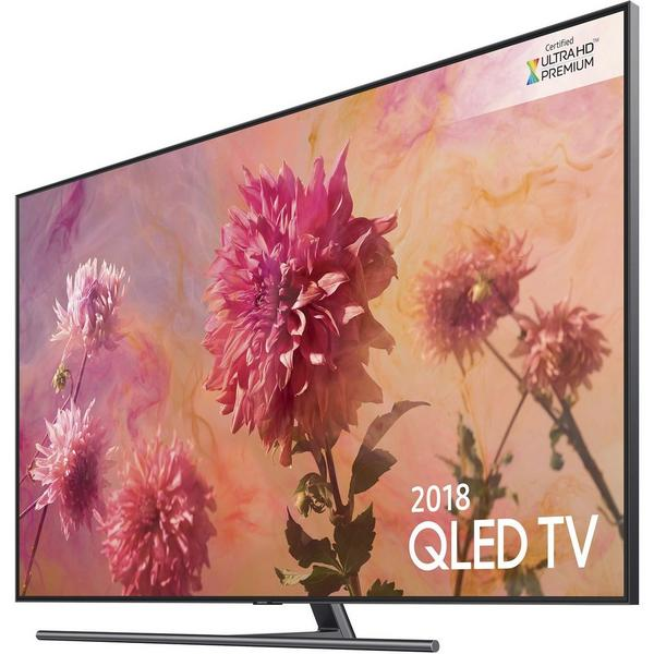 "Samsung QE65Q9FNATXXU 65"" Flagship UHD QLED Smart 4K Ultra Rated HD HDR QLED TV Plus - Freesat HD"