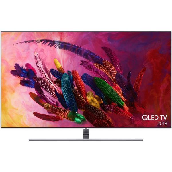 """Samsung QE75Q7FNATXXU 75"""" QLED HDR1500 4K Ultra Rated HD Premium Certified TV Plus - Freesat"""