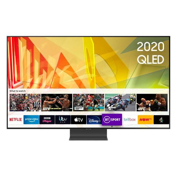 "Samsung QE75Q90TATXXU 75"" QLED Smart TV - B Energy Rated"
