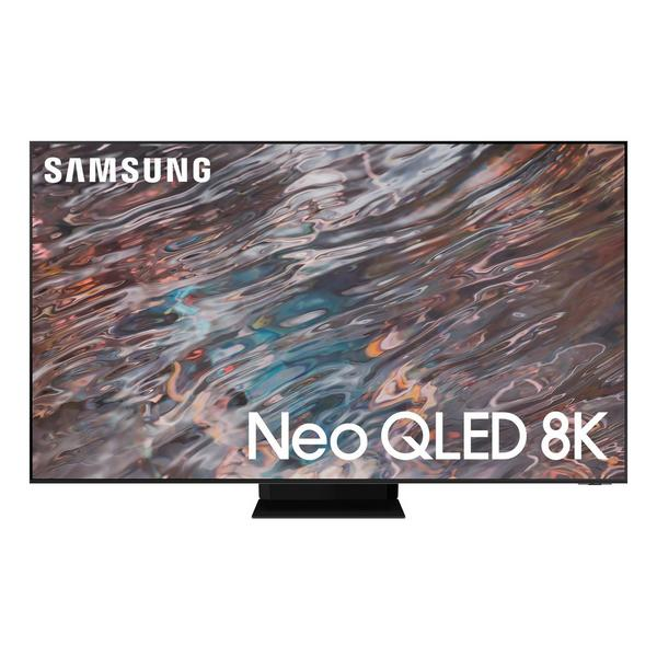 """Samsung QE85QN800ATXXU 85"""" 8K Neo QLED Smart TV Quantum HDR 2000 powered by HDR10+ Ultra Viewing Angle and Anti Reflection Screen"""