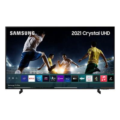 """Samsung UE43AU8000KXXU 43"""" 4K UHD HDR Smart TV HDR powered by HDR10+ with Dynamic Crystal Colour and Air Slim Design"""