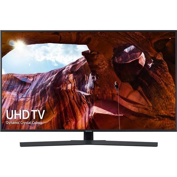 "Samsung UE43RU7400UXXU 43"" 4K UHD SMART TV Titan Grey , A Rated"