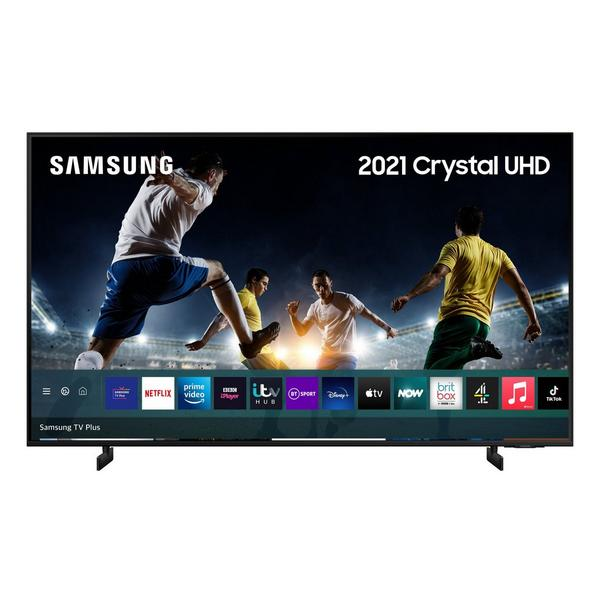 """Samsung UE55AU8000KXXU 55"""" UHD 4K HDR Smart TV HDR powered by HDR10+ with Dynamic Crystal Colour and Air Slim Design"""