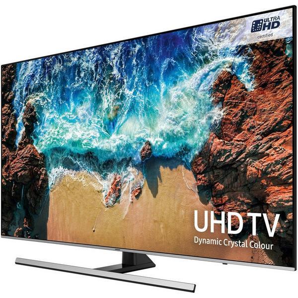"Samsung UE55NU8000TXXU 55"" 4K UHD Premium UHD HDR Certified Smart TV - A Rated"