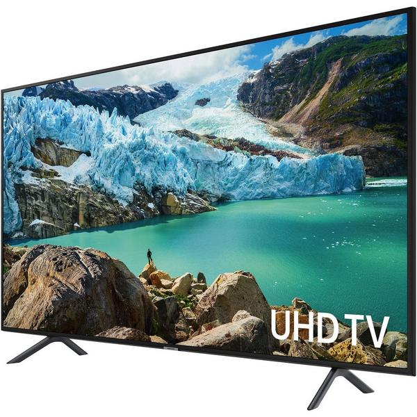 "Samsung UE55RU7100KXXU 55"" 4K UHD SMART TV - Black , A Rated"
