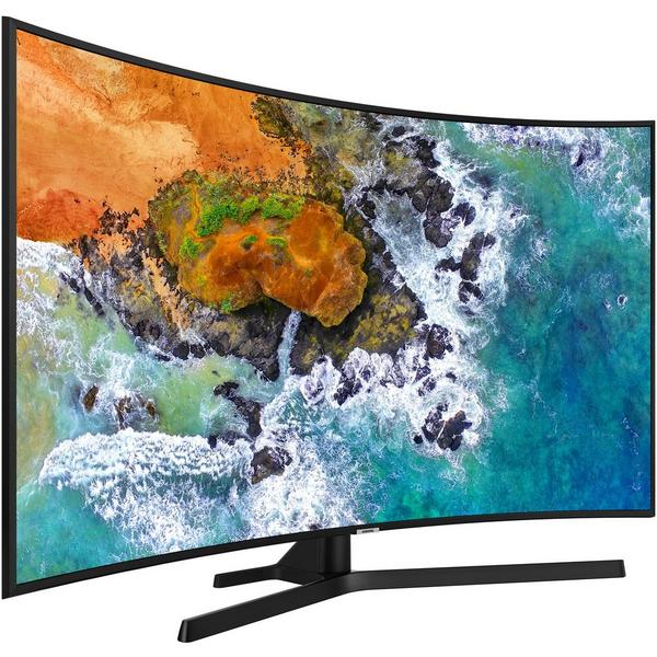 """Samsung UE65NU7500UXXU 65"""" Curved 4K UHD HDR Certified - A Rated"""