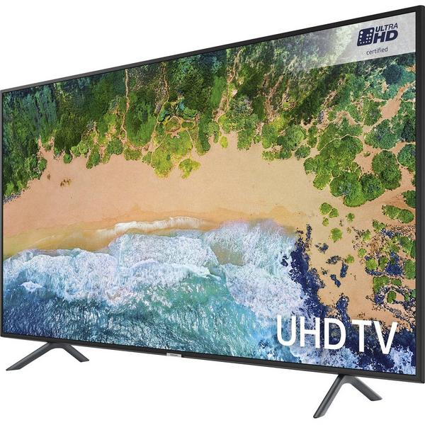 "Samsung UE75NU7100KXXU 75"" 4K UHD HDR Certified - A Rated"