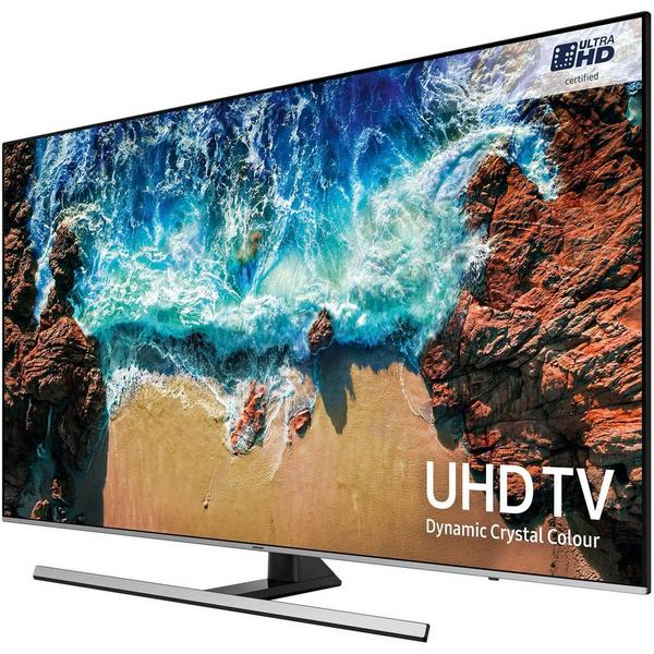 "Samsung UE75NU8000TXXU 75"" 4K UHD Premium UHD HDR Certified Smart TV - A Rated"