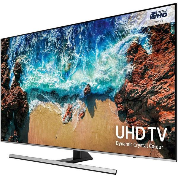 "Samsung UE82NU8000TXXU 82"" 4K UHD Premium UHD HDR Certified Smart TV - A Rated"