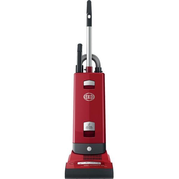 Sebo 91503GB X7 Bagged Upright Vacuum Cleaner - Red