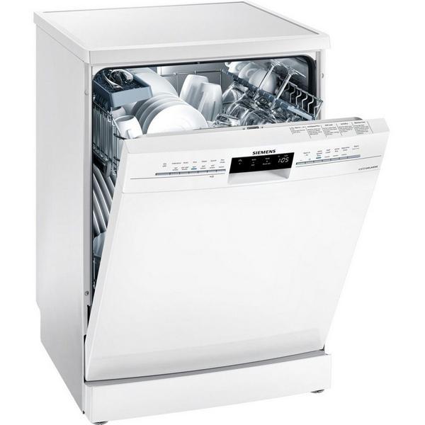 Siemens extraKlasse SN236W02JG Full Size Dishwasher - White - 13 Place Settings