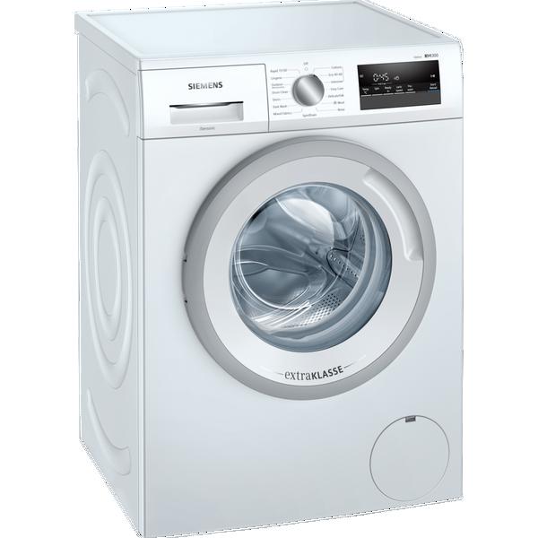 Siemens extraKlasse WM14N191GB 7kg 1400 Spin Washing Machine with iQdrive - White
