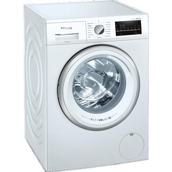 Siemens extraKlasse WM14UT83GB 8kg 1400 Spin Washing Machine with Reload Function - White