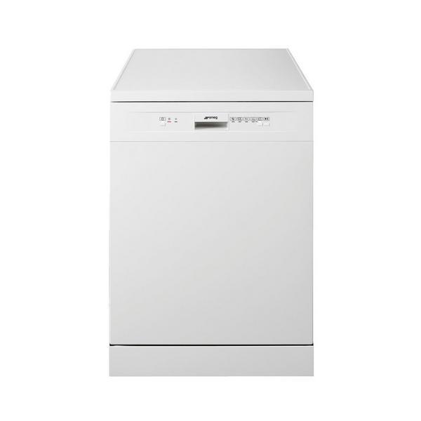 Smeg DF13E2WH Full Size Dishwasher - White - 13 Place Settings