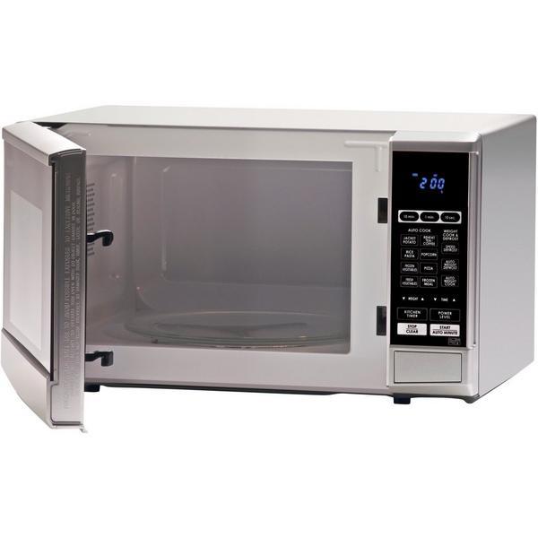 Sharp R270SLM 20 Litre Solo Microwave - Silver