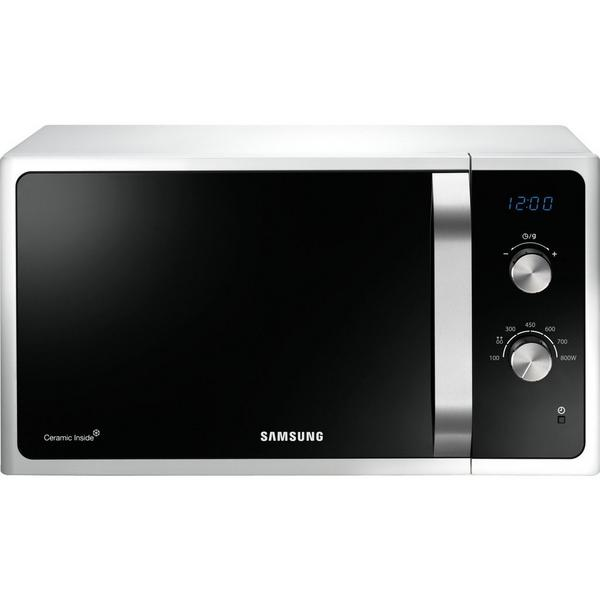 Samsung MS23F301EAW 23 Litre Solo Microwave - Silver