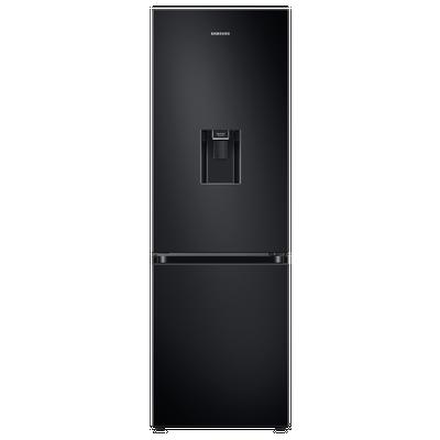 Samsung RB34T632EBN 60cm Fridge Freezer - Black - Frost Free