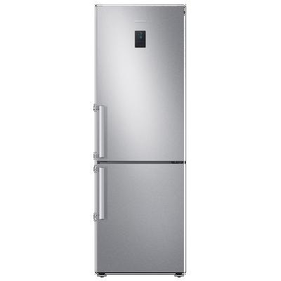 Samsung RB34T662ESA 60cm Fridge Freezer - Silver - Frost Free