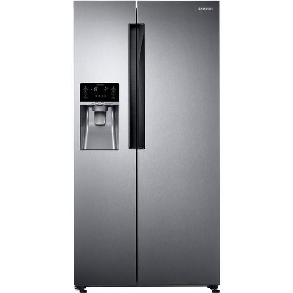 Samsung RS58K6387SL American Style Fridge Freezer - Easy Clean Steel - A+ Rated