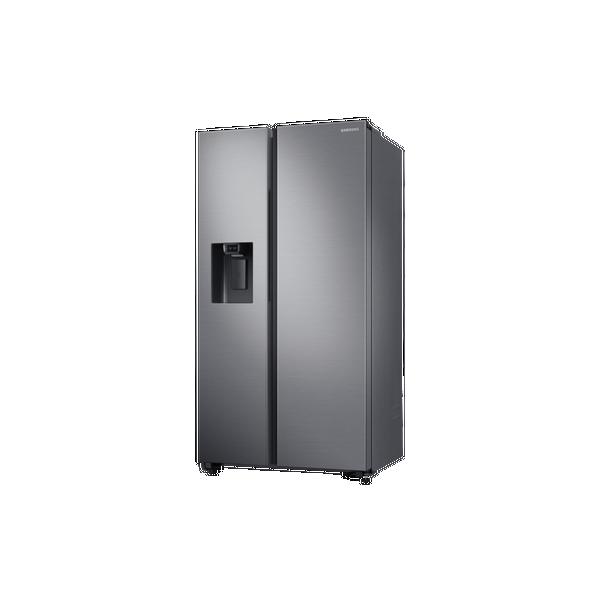 Samsung RS65R5401M9 American Style Fridge Freezer - Matt Silver