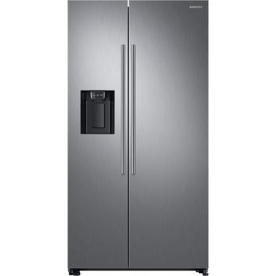 Samsung RS67N8210S9 American Style Fridge Freezer - Matt Stainless