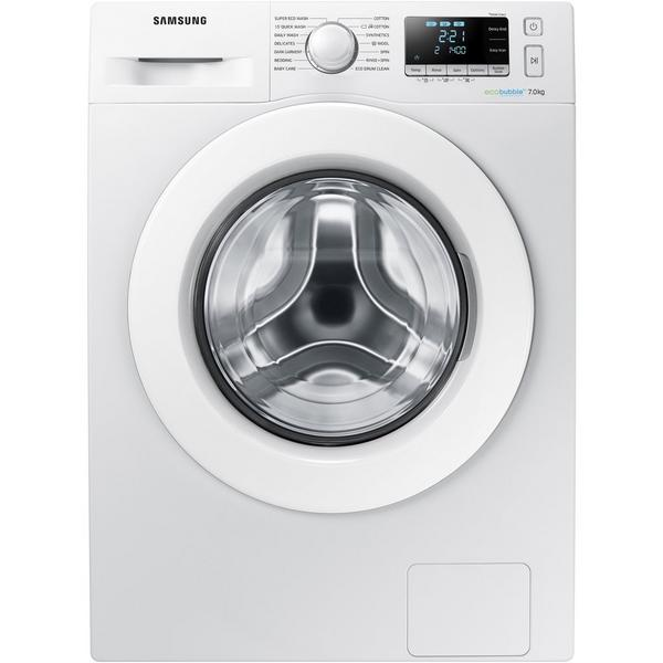 Samsung WW70J5556MW 7kg 1400 Spin Washing Machine - White - A+++ Rated