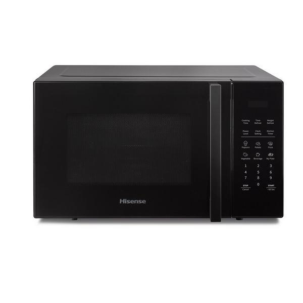 Hisense H23MOBS5HUK 23 Litre Solo Microwave - Black