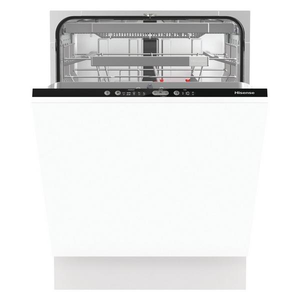 Hisense HV671C60UK Integrated Full Size Dishwasher - 16 Place Settings