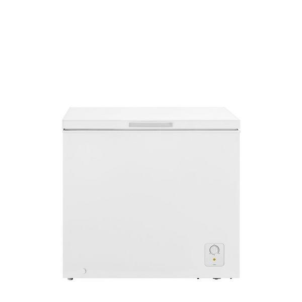 Fridgemaster MCF198 80.2cm Static Chest Freezer - White