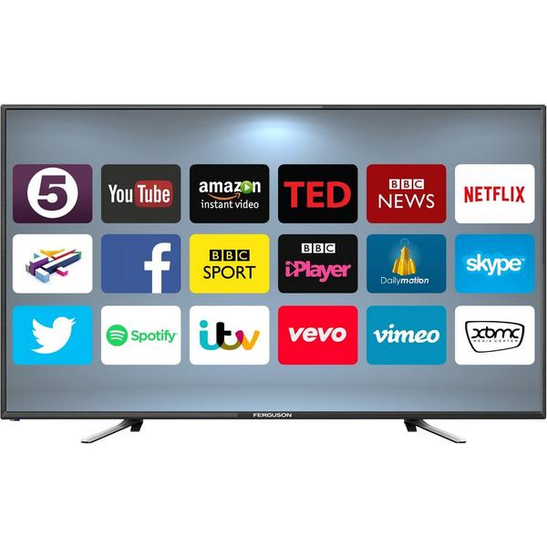 "Ferguson F50ANSMT 50"" LED1080P Android Smart TV - Freeview HD T2 WiFi"