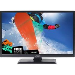 "Linsar 24LED1700 24"" HD Ready 720P - Freeview Play - Netflix - Smart - Built in WiFi - A Rated"