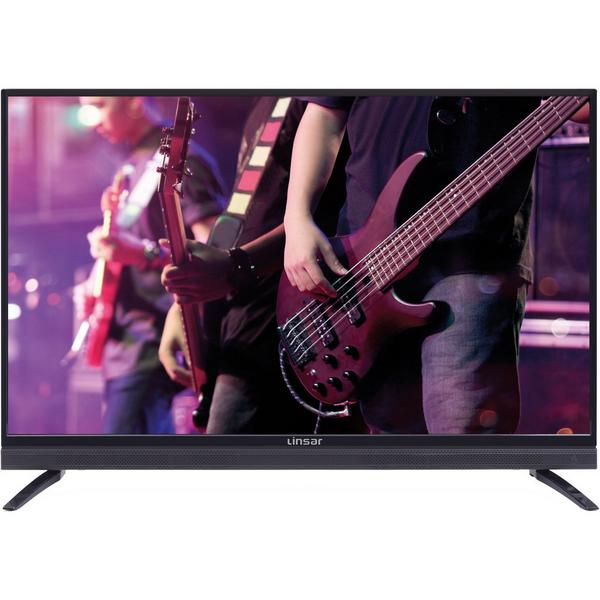 "Linsar 32SB100 32"" HD Ready - Black - A Energy Rated"