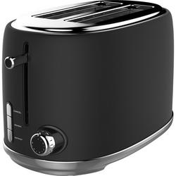 Linsar KY865BLACK 2 Slice Toaster - Black