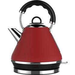 Linsar PK117RED 1.7 Litre Pyramid Kettle - Red
