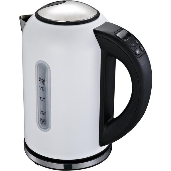 Linsar VT869WHITE Variable Temperature Jug Kettle - White
