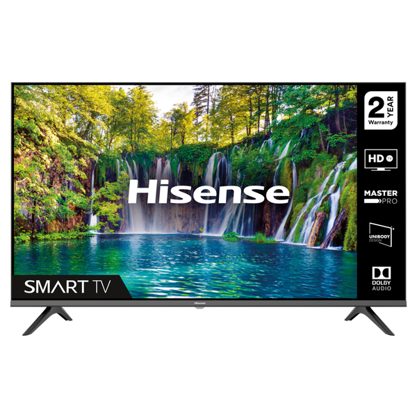 """Hisense 32A5600FTUKU 32"""" HD Ready LED Smart TV with Unibody Design & Freeview Play"""