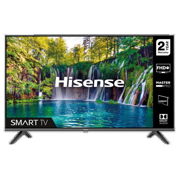 "Hisense 40A5600FTUKU 40"" Full HD LED Smart TV with Unibody Design & Freeview Play"