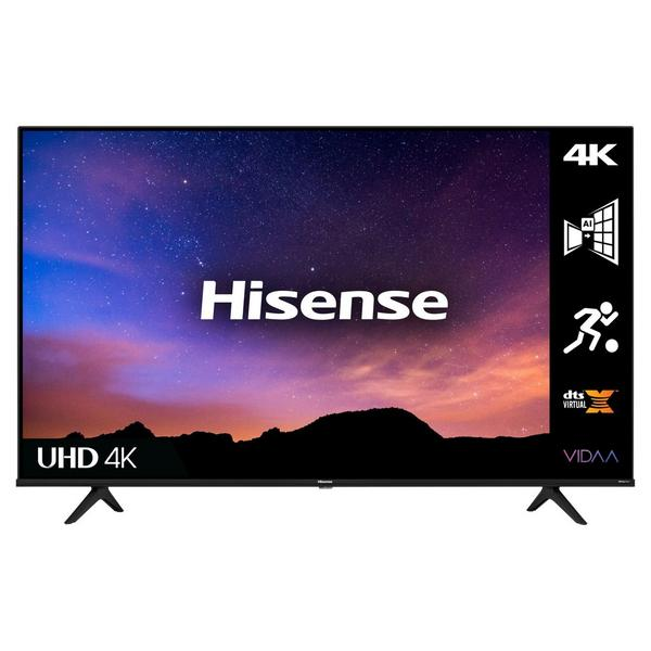 """Hisense 43A6GTUK 43"""" 4K UHD HDR SMART TV with Alexa & Google Assistant and Dolby Vision"""