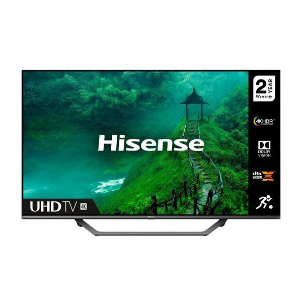 """Hisense 50AE7400FTUK 50"""" 4K UHD Smart TV - A+ Energy Rated"""