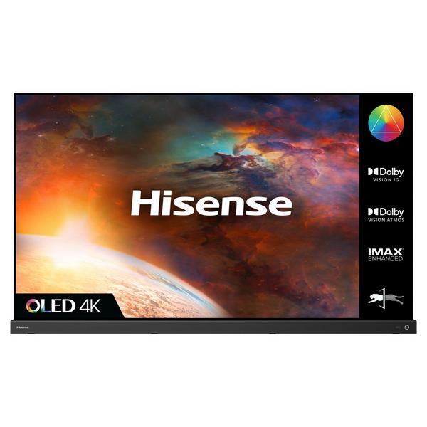 "Hisense 55A9GTUK 55"" OLED 4K UHD Certified TV Dolby Vision & Atmos®"