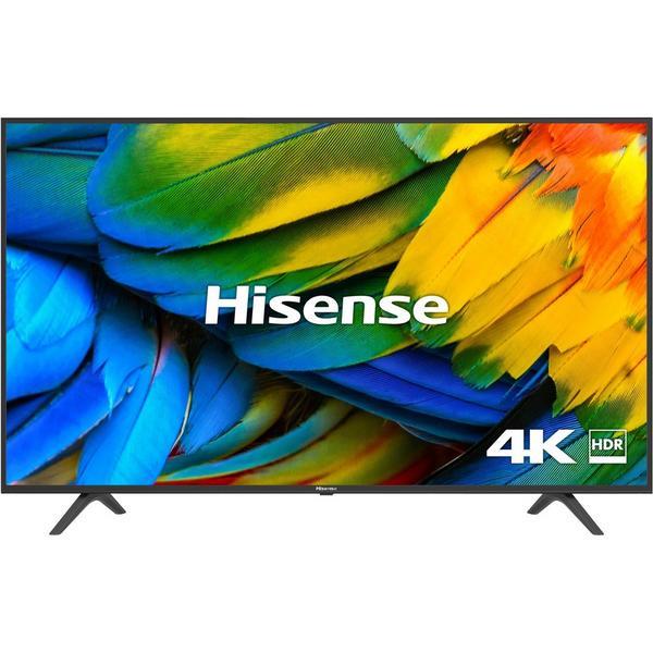 "Hisense H55B7100UK 55 "" 4K UHD SMART TV Black A+ Rated"