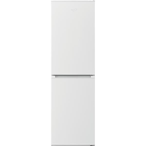 Zenith ZCS3582W Static Fridge Freezer - White