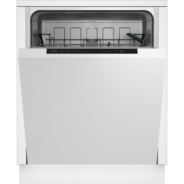Zenith ZDWI600 Integrated Dishwasher - 13 Place Settings