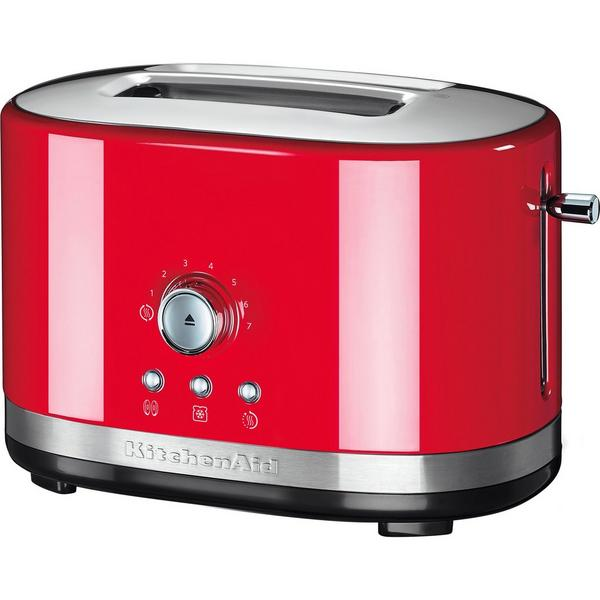 KitchenAid 5KMT2116BER 2 Slice Toaster - Empire Red