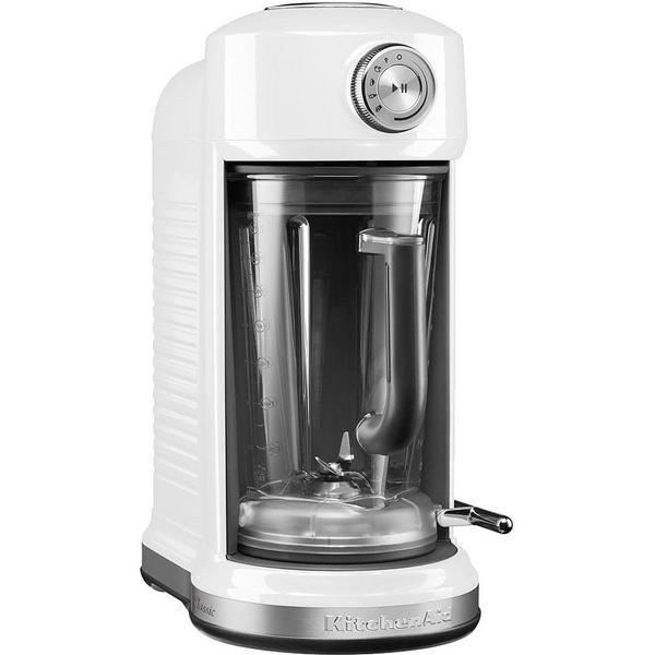 KitchenAid 5KSB5075BWH Classic Magnetic Drive Blender - 1.75 Litre - White