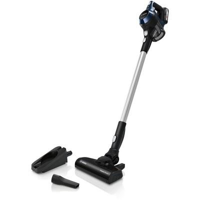 Bosch BBS611GB Unlimited Serie 6 Cordless Vacuum Cleaner - Blue - 30 Minute Run Time