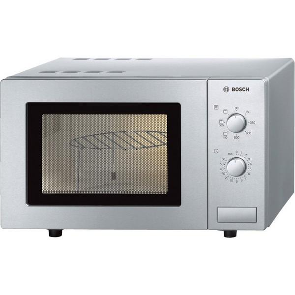 Bosch HMT72G450B 17 Litre Microwave - Brushed Steel